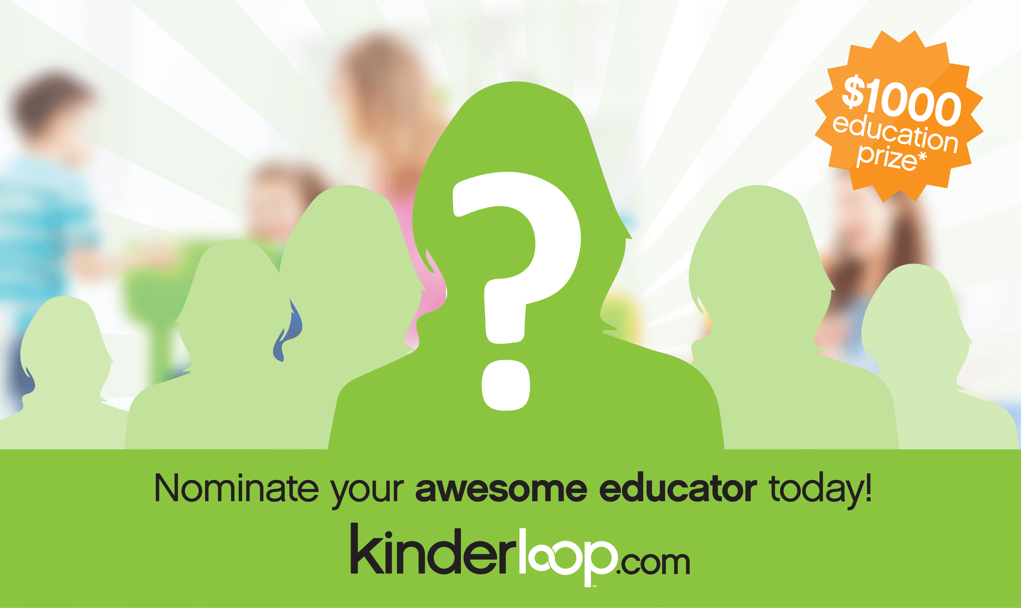 Kinderloop awesome educators