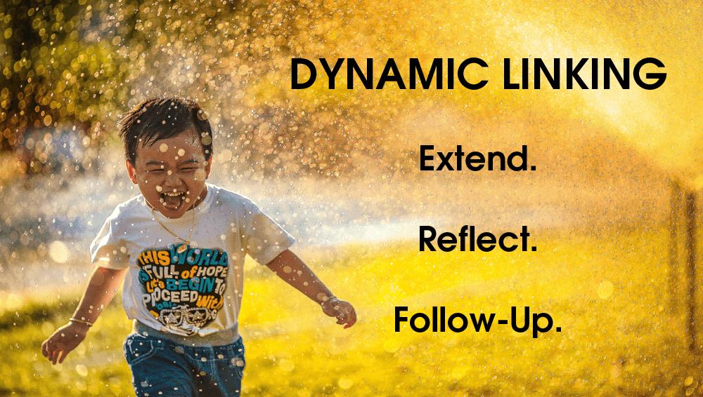 Dynamic Linking. Smart Thinking.