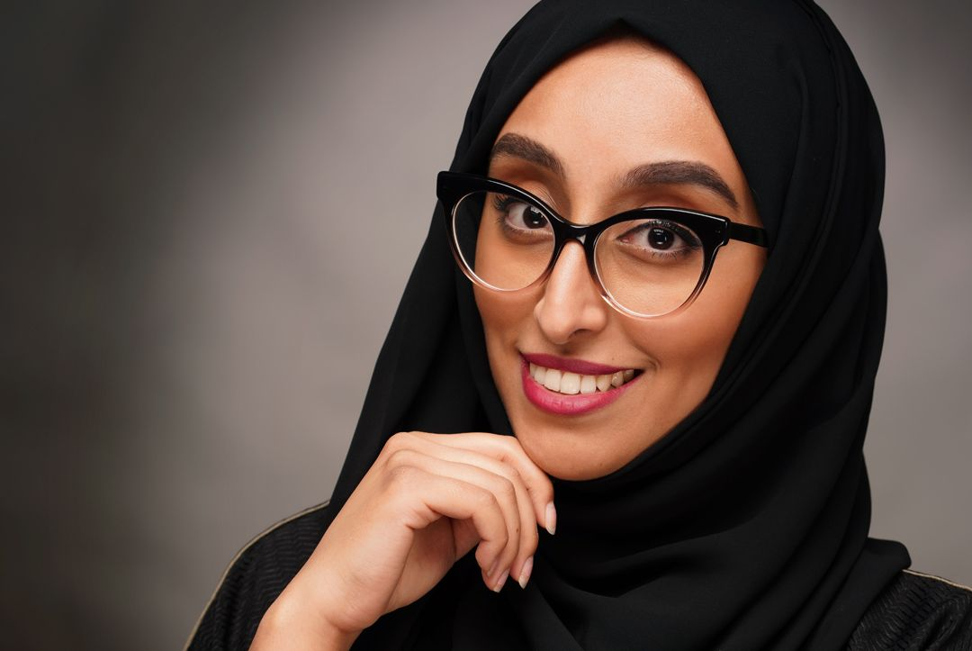 Kinderloop Ambassadors – meet Reem M. Alkaabi