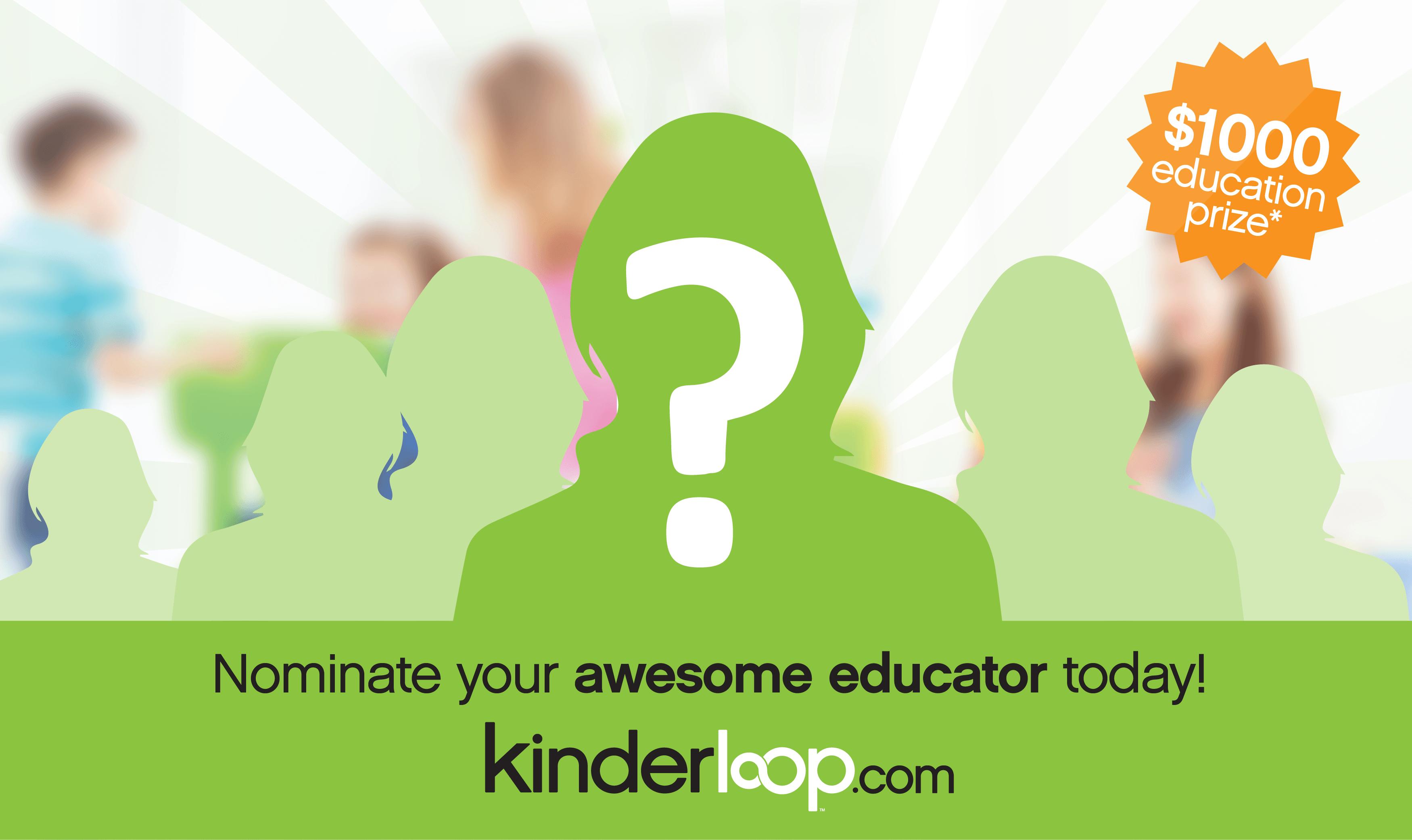 Kinderloop awesome educators